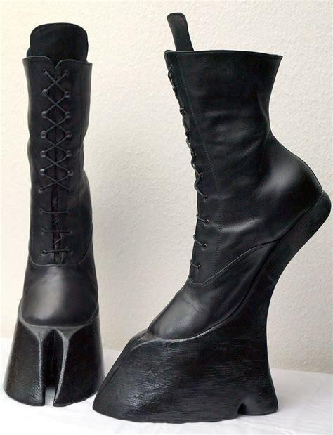Best Hoof Boots Misanthropic Messiah Horseking Design Satyr Hoof Boots
