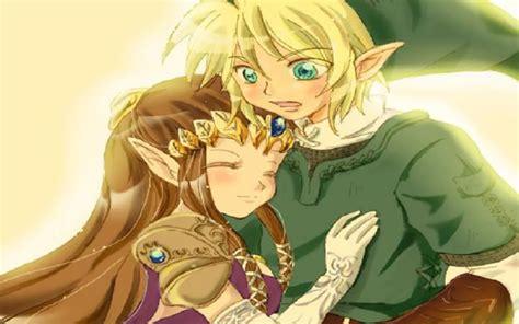 Zelda And Link The Legend Of Zelda Wallpaper 26503443