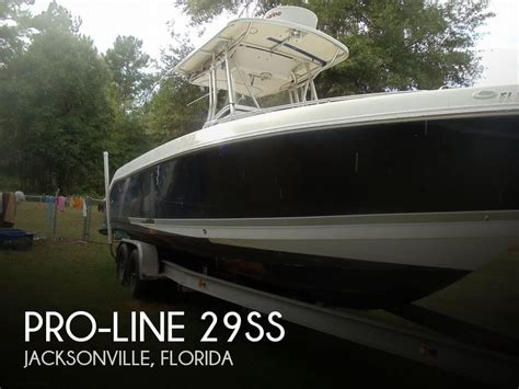 Used Outboard Motors Jacksonville by For Sale Used 2007 Pro Line 29ss In Jacksonville Florida