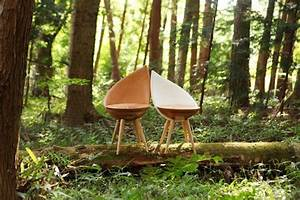 Journal Du Design : kotori chair par mizmiz design moconoco journal du design ~ Preciouscoupons.com Idées de Décoration