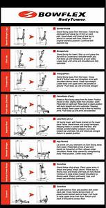 Bowflex Power Pro Workout Guide