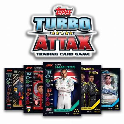 Turbo Attax Packs Cards Formula1 Bundle Launch