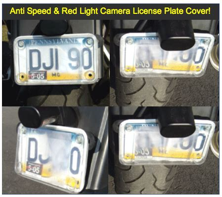 speed camera license plate cover anti camera license plate cover anti photo license plate