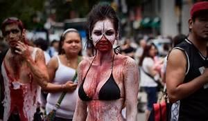 Déguisement Zombie Fait Maison : top 10 d guisements zombies ultra sexy dossier halloween guide de survie ~ Melissatoandfro.com Idées de Décoration
