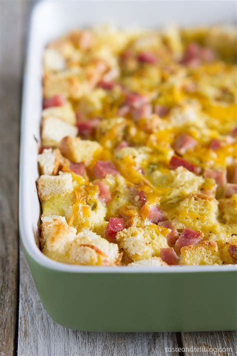 breakfast casseroles recipes ham and cheese quot breakfast casserole recipe dishmaps