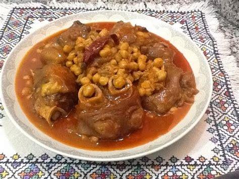 de cuisine tunisienne recette de plat principal hargma tunisienne de la