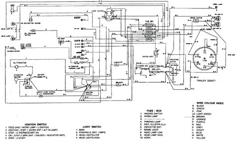 Starter Wiring Diagram Schematic by Diagram Diesel Engine Starter Diagram