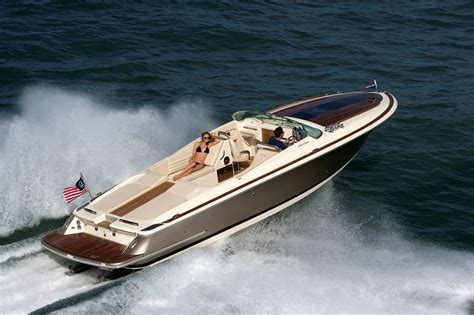 Chris Craft Boats by The Legend Of Chris Craft Lives On Even Today Classic