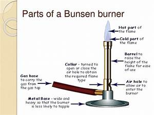 Bunsen Burner Is A Very Stupid Name