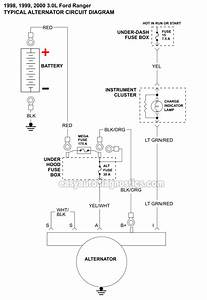 1979 Ford Alternator Wiring Diagram