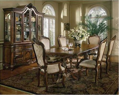 french provincial pc dining room table set furniture