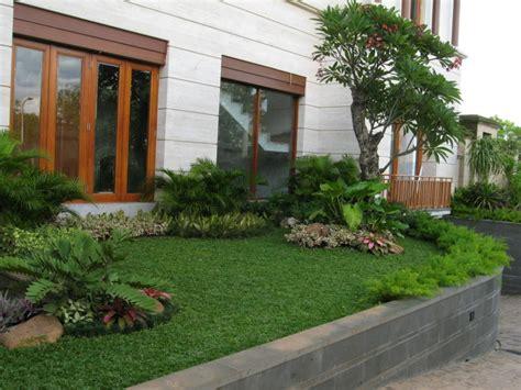 tips membuat taman minimalis halaman sempit