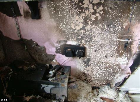 electronic cigarette  explosion  fire  home