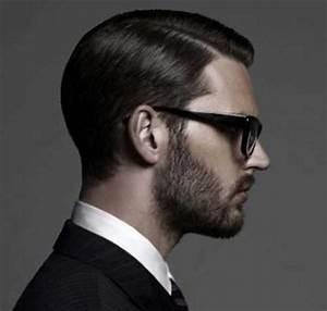 Raie Sur Le Coté Homme : coiffures ann es 50 homme ~ Melissatoandfro.com Idées de Décoration