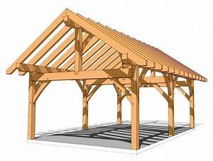 16x24 Timber Frame Plans Httptimberframehqcom16x24