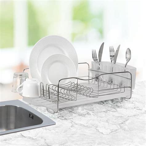 piece advantage dish rack polder products lifestylesolutions