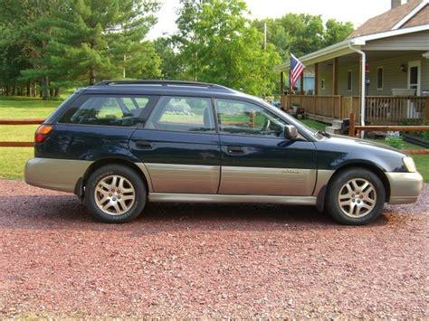 2002 Subaru Outback Limited Wagon  Subaru Colors