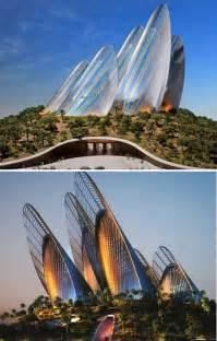 National Museum Abu Dhabi Buildings
