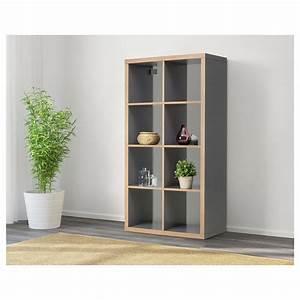 Ikea Regalsystem Kallax : kallax shelf unit gray wood effect pinterest ikea kallax kallax shelving unit and kallax ~ Orissabook.com Haus und Dekorationen