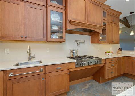 Showplace ADA Compliant Kitchen Design   Norfolk Kitchen