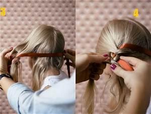 Coiffure Facile Pour Petite Fille : petite fille coiffure simple et facile part 3 ~ Nature-et-papiers.com Idées de Décoration