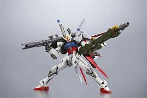 Robot Damashii (Side MS) Perfect Strike Gundam: Uploaded ...