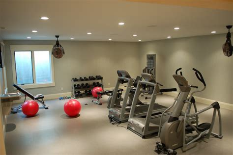 Exercise Room   Ideas for building a workout room