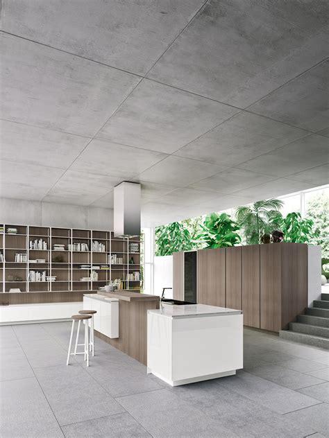 cuisines integrees way cuisines intégrées de snaidero architonic