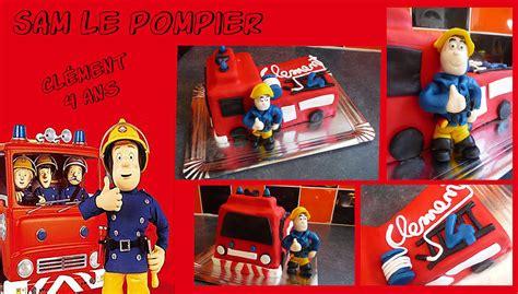 deco gateau sam le pompier decoration anniversaire sam le pompier 8 id 233 es d anniversaire