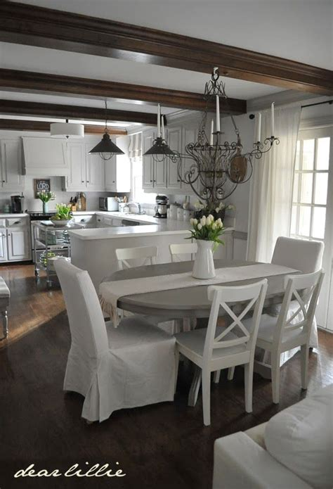 grey kitchen table gray kitchen table w white chairs adding some