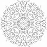 Coloring Companion Mandala Mondaymandala Pages Traveller Inventions Water sketch template