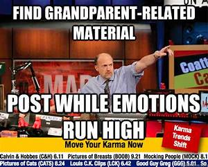 find grandparent-related material post while emotions run ...