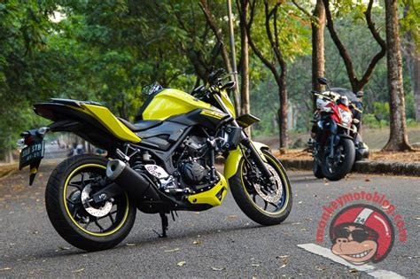 Review Yamaha Mt 25 by Test Ride Dan Review Komplit Yamaha Mt 25 Nakedbike Yang