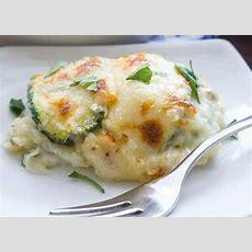 Easy Cheesy Zucchini Parmigiano
