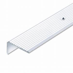 Barre De Seuil Leroy Merlin : nez de marche aluminium anodis l 2 m x l 4 1 cm x h 2 3 ~ Dailycaller-alerts.com Idées de Décoration