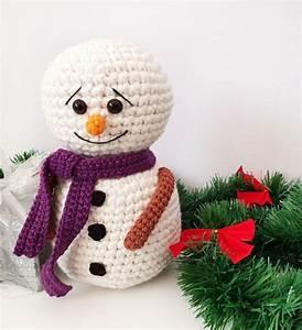 Ab Wann Für Weihnachten Dekorieren : kostenlose h kelanleitung schneemann schneemann h keln ~ A.2002-acura-tl-radio.info Haus und Dekorationen