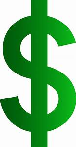 Money Sign Clip Art Free
