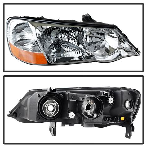 2003 Acura Tl Headlight by 2002 2003 Acura Tl Hid Xenon Headlights Replacement 02 03