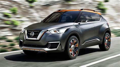 Nissan Kicks Concept Wallpaper