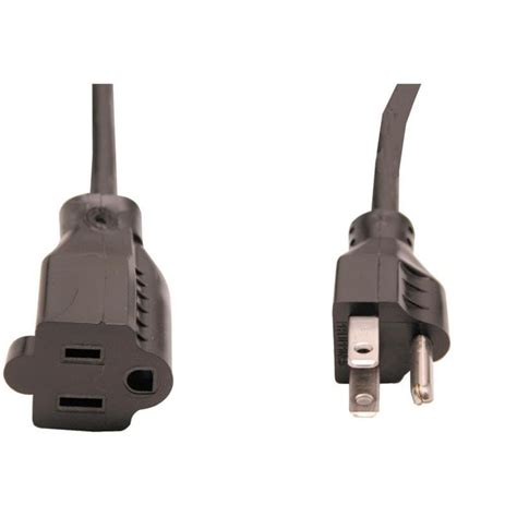 extension cord outlet outdoor ge grounded indoor workshop 15ft plug staples wall multi microwave power apc cords outlets extensions surge