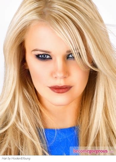 pictures blonde hair color shades light golden blonde hair color
