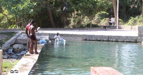 thomazeau natural springs     port au prince