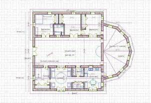 courtyard floor plans courtyard home designs find house plans