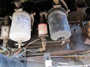 Spare Tire Aux Fuel Tank  Selector Valve
