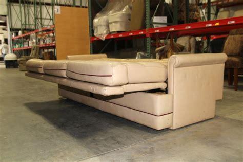 Used Rv Sleeper Sofa by Rv Furniture Used Rv Motorhome Villa International Flip