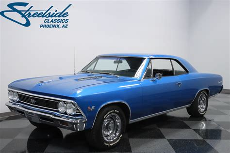 Chevrolet Chevelle Ss For Sale by 1966 Chevrolet Chevelle Ss 396 For Sale 75556 Mcg