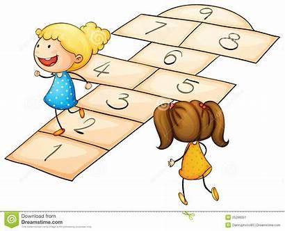 Hopscotch Games
