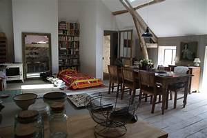 Style Deco Salon : style id e d co salon industriel ~ Zukunftsfamilie.com Idées de Décoration