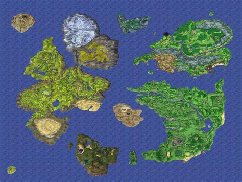 Dragon's Den > Dragon Quest VIII PS2 > Maps