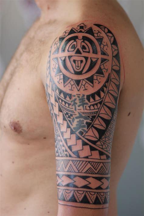 geometric irish st tattoo page